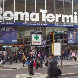 Luggage Storage Information At Roma Termini Station
